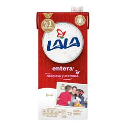 Leche Lala entera 1 L