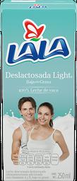 Leche Lala Deslactosada Light 250 mL
