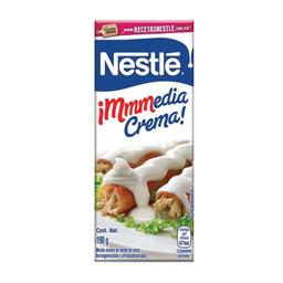 Crema Nestlé Media 190 g