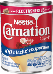 Leche Evaporada Carnation Clavel 360 mL