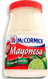 Mayonesa McCormick Con Jugo de Limón 725 g