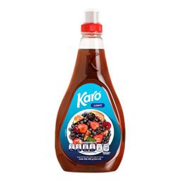 Karo Jarabe Sabor Maple Light
