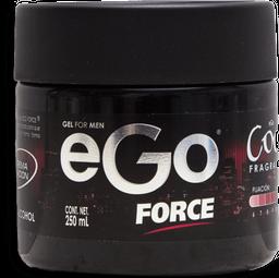 Gel Capilar Ego Force Extreme Cool 250 mL