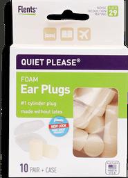 Tapones Para Oido Flents Ear Pluhs 20 U