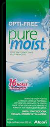 Solución Desinfectante Opti-Free Pure Moist 300 mL