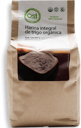 Harina Integral Ost de Trigo 907 g