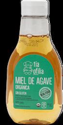 Miel de Agave Tía Ofilia Orgánica Real Food 330 g