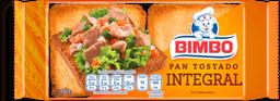 Pan Tostado Bimbo Integral 250 g