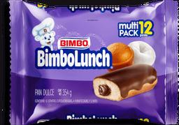 Pan Dulce Bimbo Lunch Varios 12 U