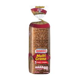 Pan Bimbo Multi Grano 610 g