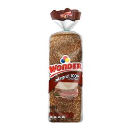 Pan Wonder Integral Con Ajonjolí 567 g