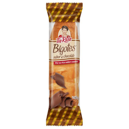 Bigotes Tía Rosa Relleno de Chocolate