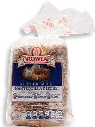 Pan de Caja Oroweat Mantequilla y Leche 680 g