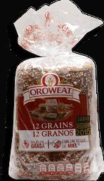 Pan De Caja Oroweat Integral 12 Granos  680 g