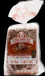 Pan de Caja Oroweat Integral Con Grano Entero 680 g