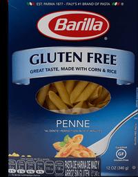 Pasta Barilla Penne Sin Gluten 340 g