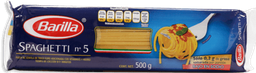 Pasta Barilla Spaghetti N° 5 500 g