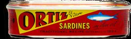 Sardinas Ortiz El Velero a la Antigua en Aceite de Oliva 140 g