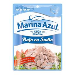 Marina Azul Atún Lomo en Agua Bajo en Sodio