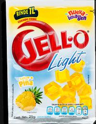 Polvo Para Gelatina Jello Sabor Piña Light 25 g