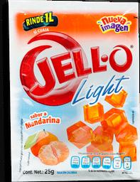 Polvo Para Gelatina Jello Sabor Mandarina Light 25 g