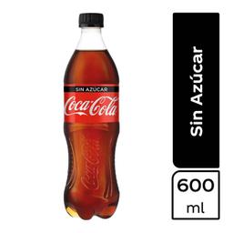 Refresco Coca-Cola Sin Azúcar 600 Ml