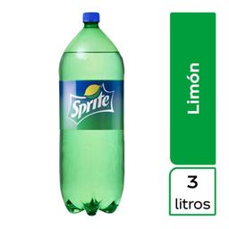 Refresco Sprite Lima-Limón 3 Lt
