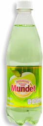 Refresco Mundet Manzana Verde 600 mL