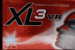 Antigripal XL-3 VR Caja 24 Tab