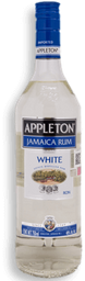 Ron Appleton Jamaica White 750 mL