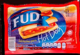 Salchicha Fud Hot Dog 1 Kg