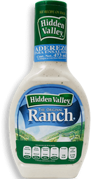 Aderezo Hidden Valley Ranch 473 mL