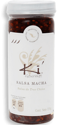 Salsa Ki Gourmet Macha de Tres Chiles 135 g