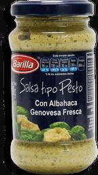 Salsa Barilla Tipo Pesto 190 g