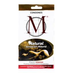 Condon M Natural