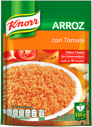 Arroz Knorr Instantaneo Con Tomate 155 g
