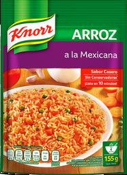 Arroz Knorr Instantaneo a La Mexicana 155 g