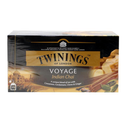 Té Twinings Voyage Indian Chai 25 U