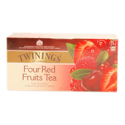 Twinings Te Frutos Rojos