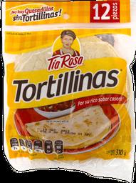 Tortillas de Harina Tortillinas Tía Rosa 310 g