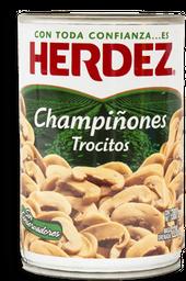 Champiñones Herdez en Trocitos 380 g
