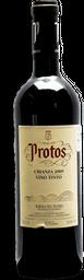 Vino Tinto Protos Crianza Botella 750 mL.