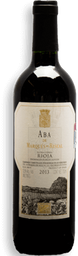 Vino Tinto Marqués de Riscal Aba Rioja Botella 750 mL