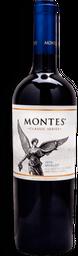 Vino Tinto Montes Classic Merlot 750 mL