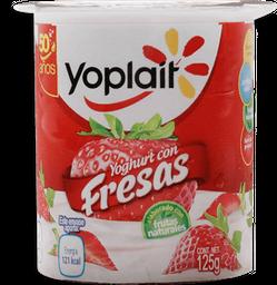 Yoghurt Yoplait con Fresa 125 g