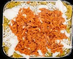 Chilaquiles Aquiles Cochinita Pibil