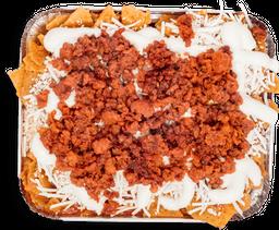 Chilaquiles Especiales Chorizo