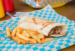 Taco Shawarma