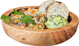 Quinoa Bowl Colour My Word