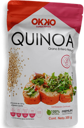 Quinoa Okko Grano Entero 300 g